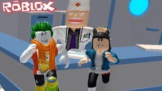 Побег от зубного врача / Roblox. Escape The Dentist Obby