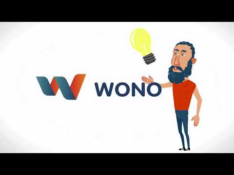 WONO  How it works WONO (PreICO) Share What You Have Get What You Want