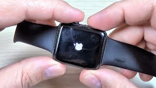 How to FIX Apple Watch Stuck On The Apple Logo (TESTED BY ME)