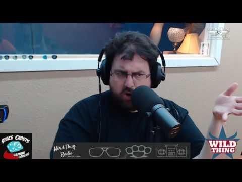Nerd Thug Radio Episode 68 part 5. Top 3 Pop-Culture Franchises