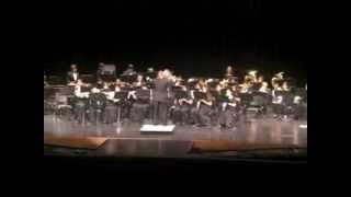 Simon Middle School Band Fire Dance