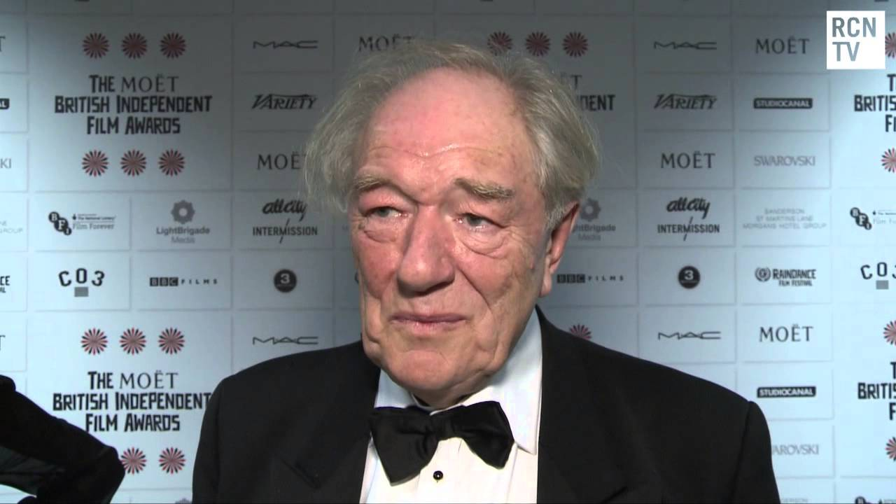 Sir Michael Gambon Interview British Independent Film ...