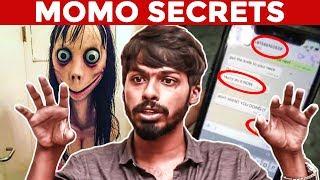 Momo Challenge: திகில் உண்மைகளை வெளியிடும் Hacker Shiva Balaji