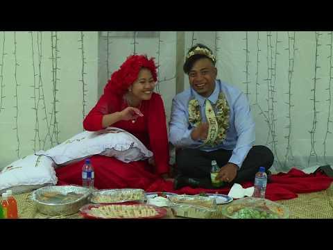 Kiribati - Bauro and Patricia Wedding Reception Highlights