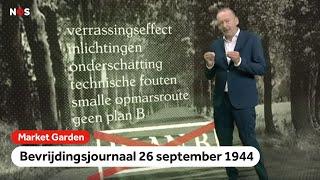 Waarom mislukte Operatie Market Garden?   Market Garden Journaal   26 september 1944