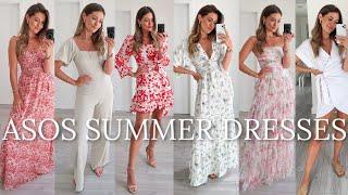 ASOS SUMMER DRESSES - NEW IN ASOS HAUL