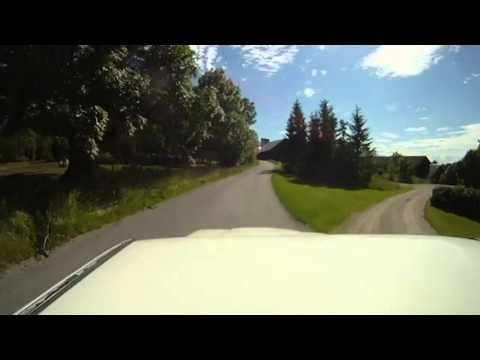 Little Swedish County Road