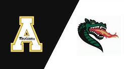 2019 New Orleans Bowl - UAB vs. Appalachian State