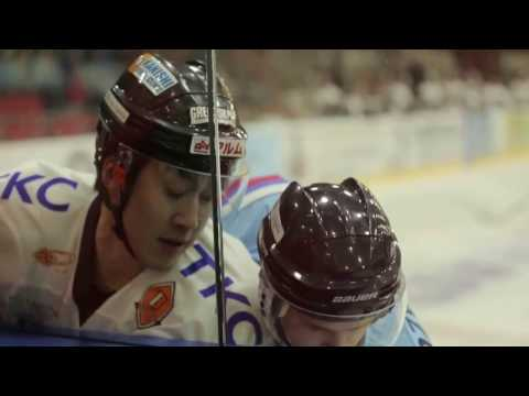 Highlight. PSC Sakhalin - Nikko IceBucks 6:0. Three games
