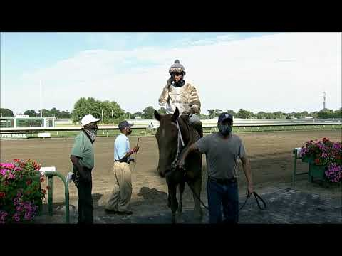 video thumbnail for MONMOUTH PARK 07-31-20 RACE 1