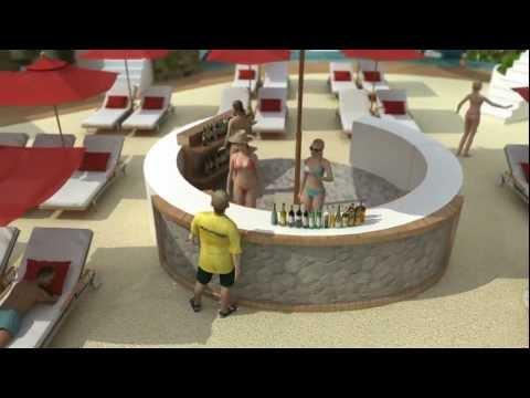 Laguna Beach Resort Jomtien 2, Pattaya Video Tour