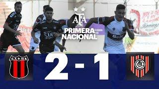 Defensores de Belgrano 2 VS. Chacarita 1 | Fecha 13 | Primera Nacional 2019/2020