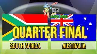 ICC Cricket World Cup 2015 (Gaming Series) - Quarter Final South Africa v Australia