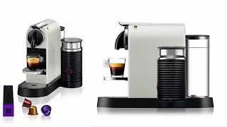 Delonghi Nespresso Citiz Kapselmaschine / Kaffeemaschine Amazon Test 2018