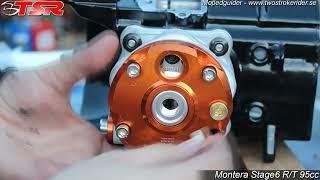 Rexxy visar hur man monterar en stage6 R/T 95cc cylinder