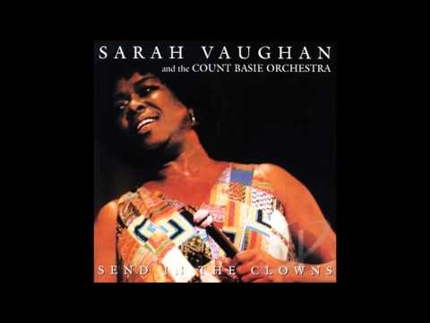 "Sarah Vaughan - ""If You Could See Me Now(w/ The Count Basie Orchestra)"""