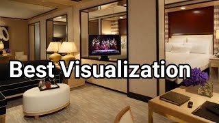 Positive affirmations for money and success | visualization for health and wealth, law of attraction