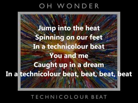 Oh Wonder - Technicolour Beat [Lyrics]