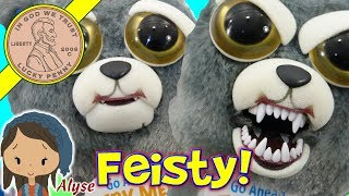 Feisty Pets Plush Stuffed Animals With Attitude!