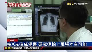 照4張X光片致傷害? 婦控告南醫求償7百多萬