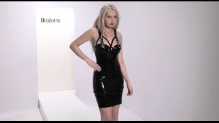 Honour Latex Eclipse Dress Thumbnail