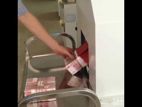 Customized Sealing And Shrink Wrapping Machine for banknote