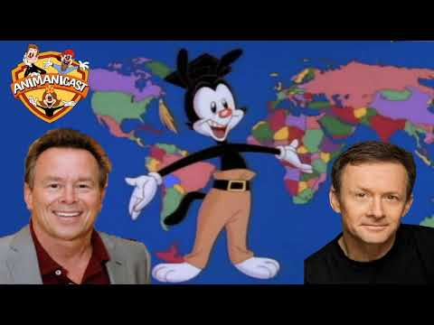 77a- Animanicast #77a: Discussing the Music of Animaniacs with Tom Ruegger and Randy Rogel