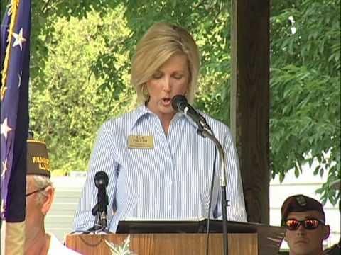 Sue Rezin Memorial Day Speech - Wilmington, IL