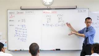 Inverse Functions (3 of 4: Mutual inverses)