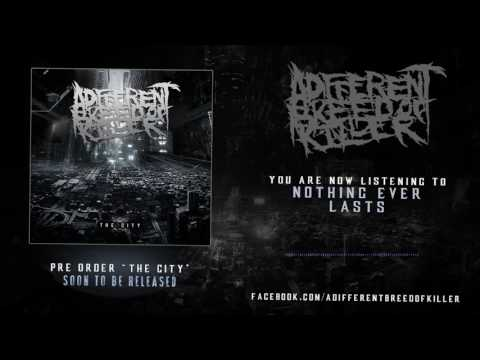 A Different Breed Of Killer - Nothing Ever Lasts (STREAM VIDEO) mp3