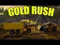 GOLD RUSH | MINING | BIG EQUIPMENT | FARMING SIMULATOR 2017