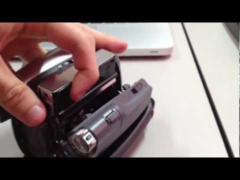 SONY MiniDV HandyCam fixed C:32:11