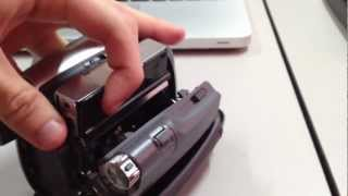 Repeat youtube video SONY MiniDV HandyCam fixed C:32:11