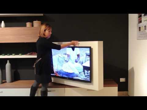 """Porta tv orientabile """" FreeView"""" di Astor giussano"""