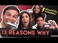 REVELANDO PODRES DO COLÉGIO ft. 13 Reasons Why| Foquinha