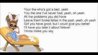 AUS (Moviestarplanet) Trey Songz ~ Nana Lyrics