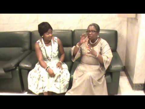 Africa Talk Media  with Movie Actress Binta Ayo Mogaji
