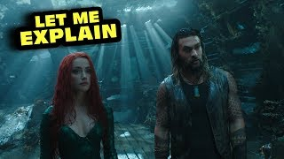 Aquaman Is GOOFY