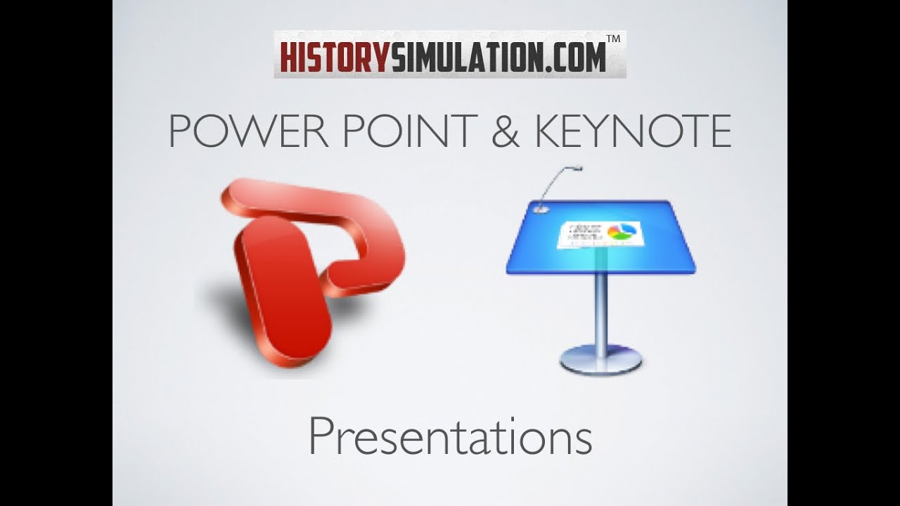 HistorySimulation com | History Simulations & Presentations