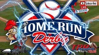 Youth New York Giant Little League Baseball Home Run Derby