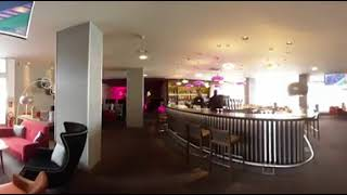 Visit in 360° VR the Mercure Hotel CDG 360 Video Tour by VRSpace with the SP360 4K