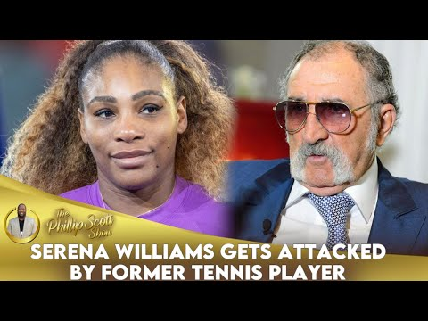 This Old Man Came For Serena Williams Weight And Age