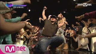 [Korean Reality Show UNPRETTY RAPSTAR2] Track#8 Team Mission - Bandolier l Kpop Rap Audition  EP.07
