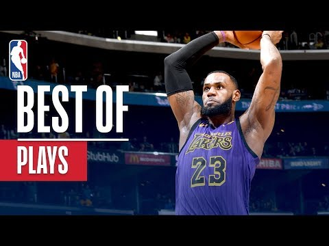 NBA's Best Plays | 2018-19 Season | Part 1