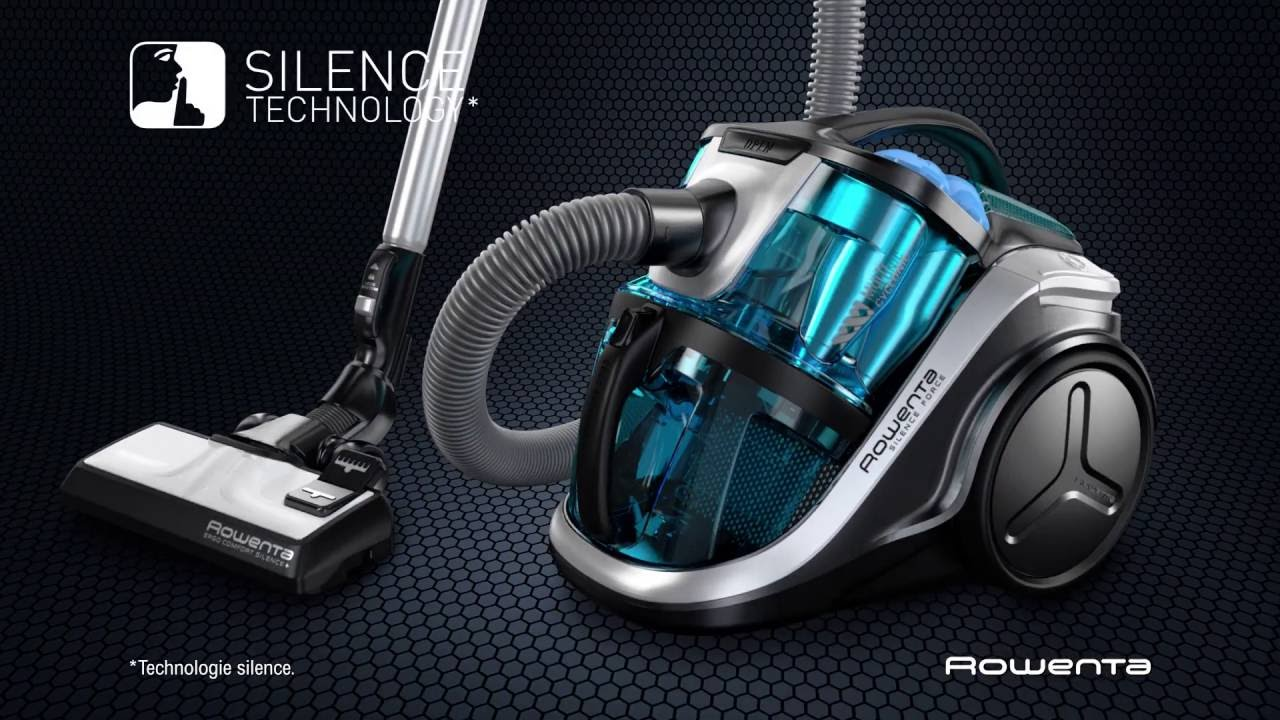 rowenta silence force multicyclonic ro8341 youtube. Black Bedroom Furniture Sets. Home Design Ideas