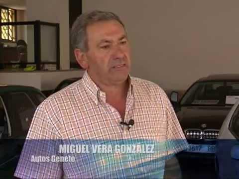 AUTOS GENETO 18 AÑOS CON SUS CLIENTES LA LAGUNA TENERIFE KRONOMETRO CERO
