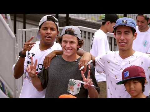 LRG TEAM At H.L.N.A Skatepark 2014.5.3