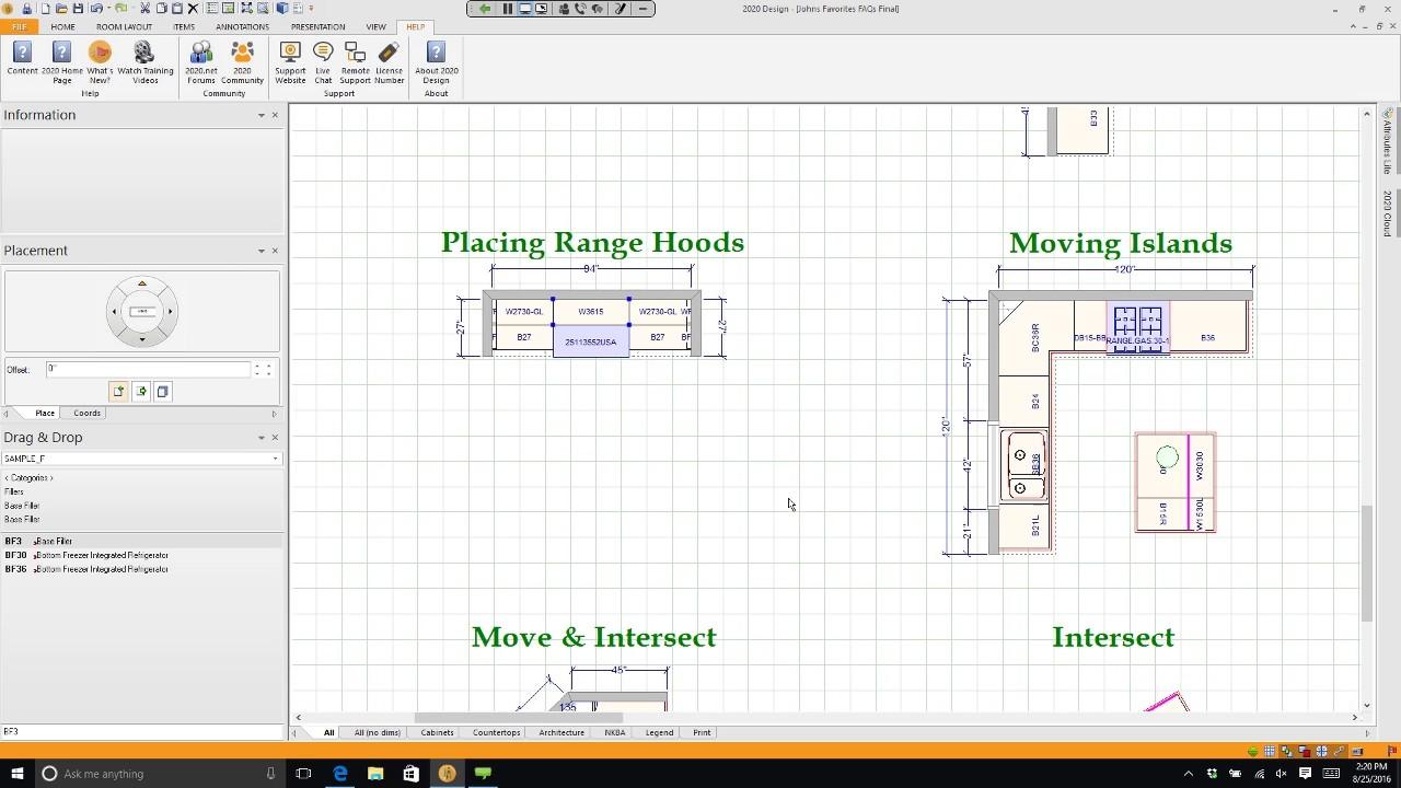 2020 Design Tips Placing Range Hoods