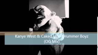 Скачать Kanye West Caked Up Drummer Boyz OG Mix