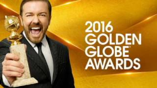 Kristen Wiig And Steve Carell Funny Skit The Golden Globes 2017